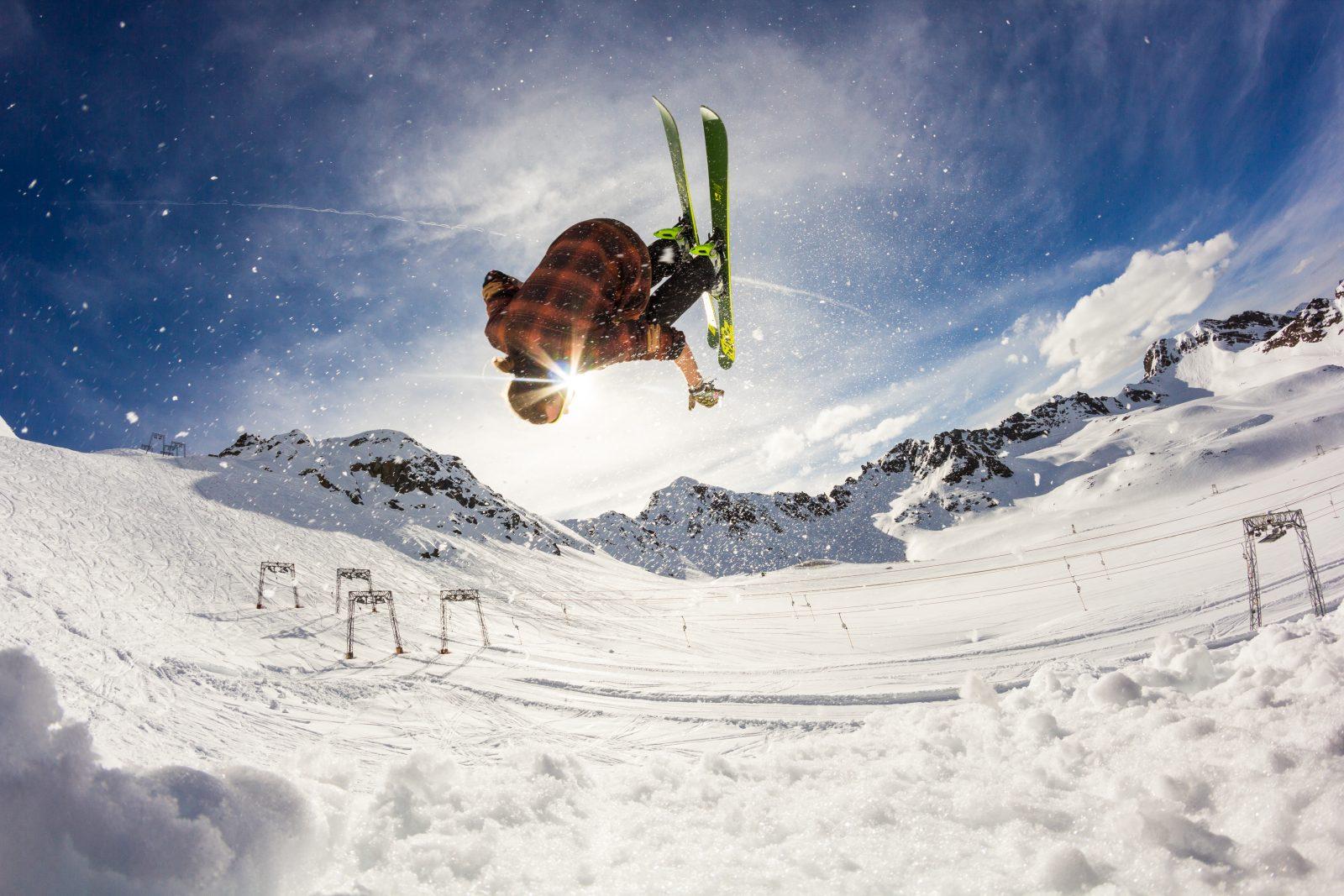 Être assuré sur les pistes de ski